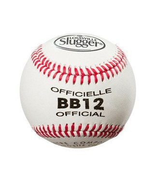 LOUISVILLE SLUGGER BB12 Baseball Ball (UN)