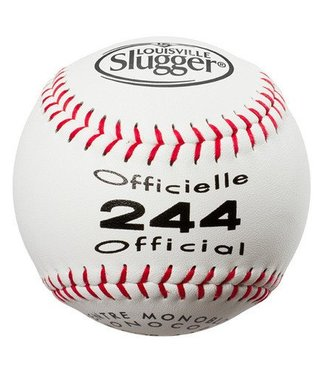 LOUISVILLE SLUGGER 244 Softball Ball (UN)