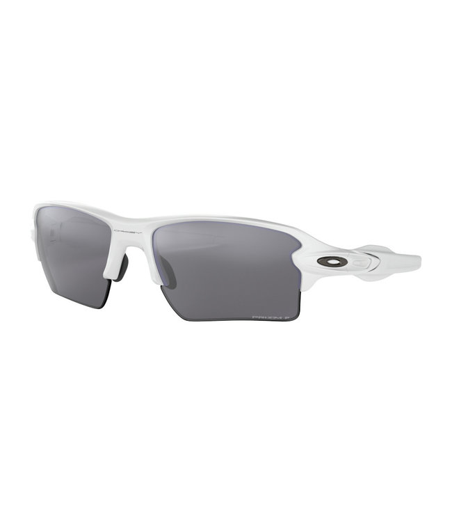 c9fd4dab46891 Oakley Flak 2.0 XL All Polished White W  Prizm Black Polarized ...