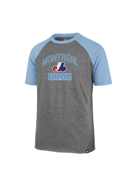 47BRAND Montreal Expos Youth Super Rival Raglan