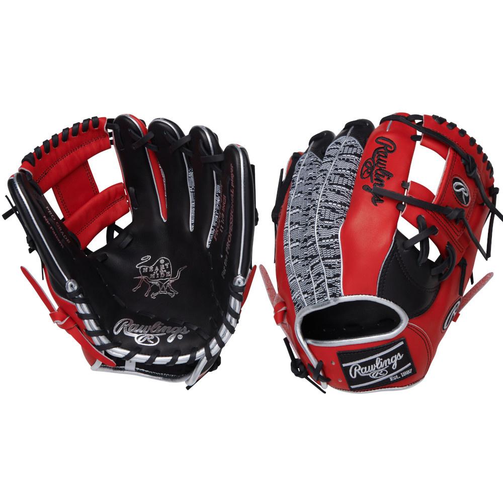 "RAWLINGS PRONP4-2BSP HOH Gold Glove Club 11.5"" Baseball Glove"