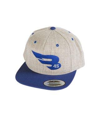 B45 Classic Snapback Cap B45