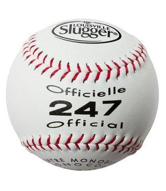 LOUISVILLE SLUGGER Balle de Softball 247 (UN)