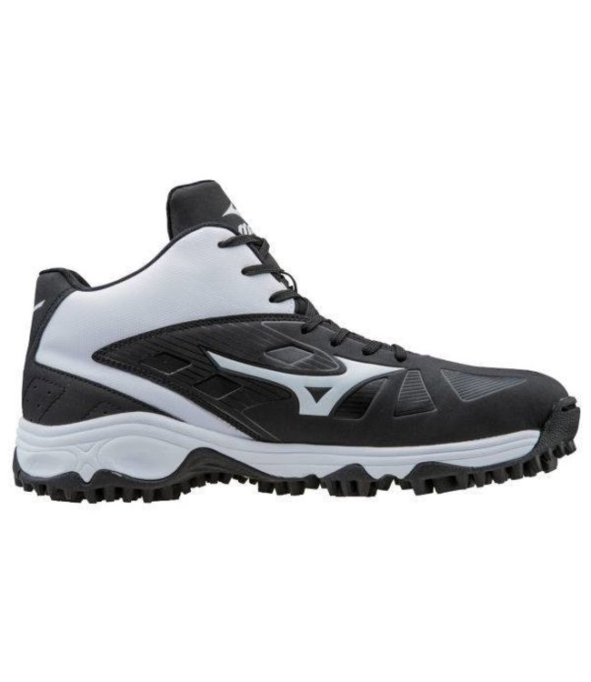 09586b360f2 Mizuno 9 SPIKE Advanced ERUPT 3 Mid Baseball and Softball Shoes ...