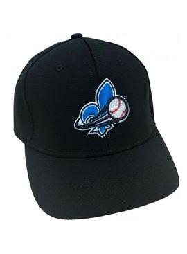 BASEBALL QUEBEC Casquette d'Arbitre Baseball Québec Noir