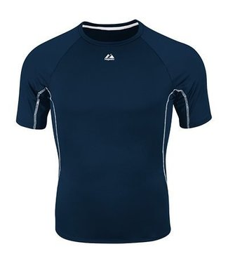 MAJESTIC 3VIPER COMPRESSION SHORT SLEEVE YOUTH
