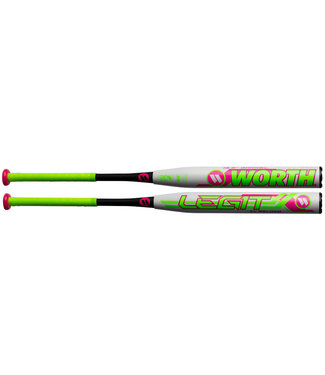 WORTH Bâton de Softball Worth Legit Watermelon 2019 13.5″ XL Reload USSSA