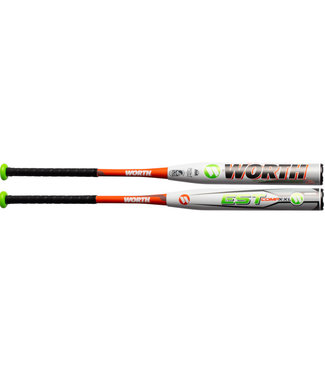 WORTH Bâton de Softball Worth EST Comp XXL 2019 12.5″ USSSA