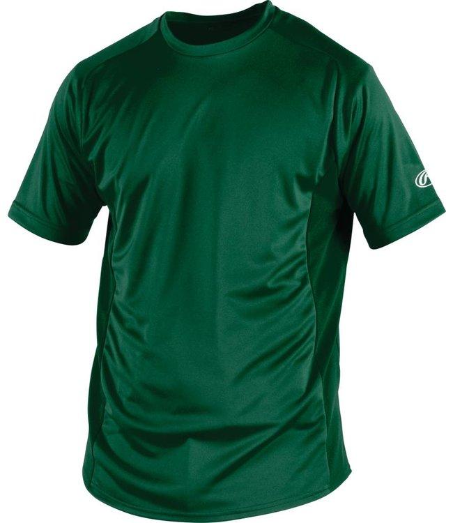 RAWLINGS SSBASE Men's Short Sleeve Shirt