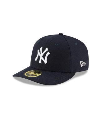 NEW ERA Casquette Authentique Game à Profil Bas des Yankees de New York