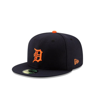 NEW ERA Authentic Detroit Tigers Road Cap