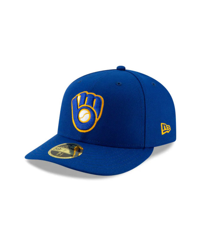 NEW ERA Authentic Milwaukee Brewers Low Profile Alt. Cap