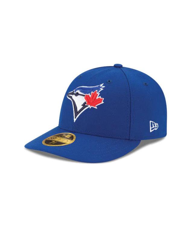 NEW ERA Casquette Authentique Game à Profil Bas des Blue Jays de Toronto