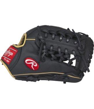"""RAWLINGS GAMER PRO TAPER 11.5"""" G115PTMT Baseball Glove Left-Hand Throw"""