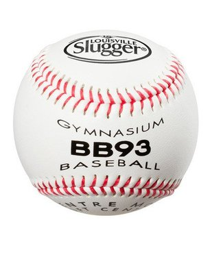LOUISVILLE SLUGGER BB93 Baseball Ball (UN)