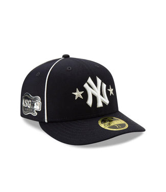 NEW ERA Casquette Authentique du Match des Étoiles à Profil Bas des Yankees de New York