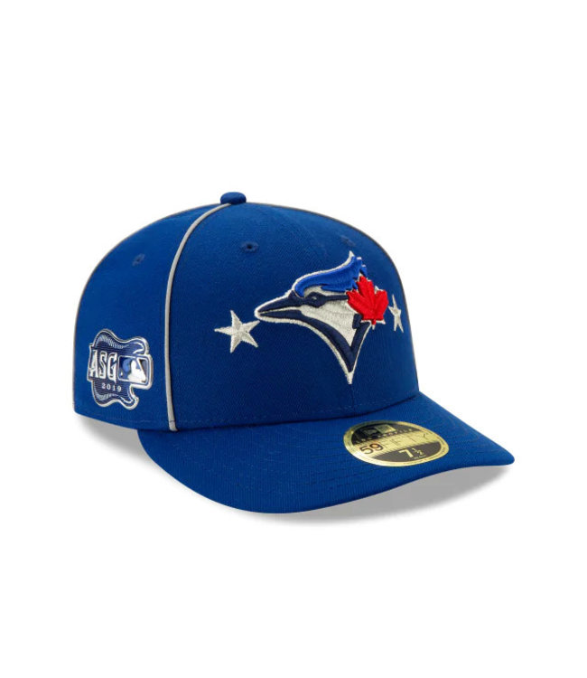 NEW ERA Casquette Authentique du Match des Étoiles à Profil Bas des Blue Jays de Toronto