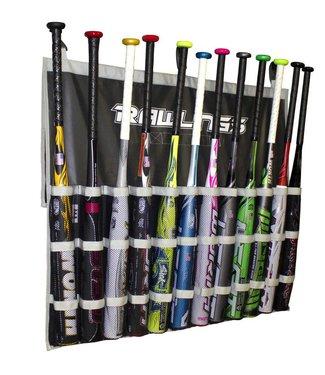 RAWLINGS Sac avec Crochets pour Bâton de Baseball