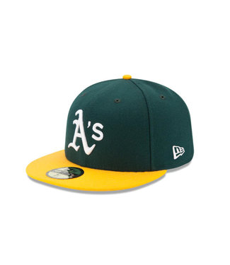 NEW ERA Authentic Oakland Athletics Kids Game Cap