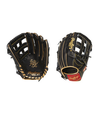 "RAWLINGS July 2019 PRO3039-6BGD HOH Gold Glove Club 12.75"" Baseball Glove"