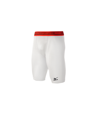 MIZUNO Elite Padded Youth Sliding Short With Cup