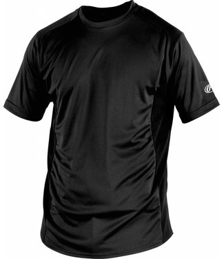 RAWLINGS YSSBASE Youth Short Sleeve Shirt