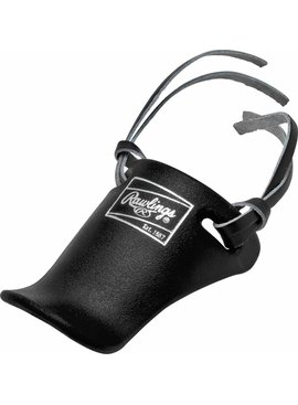 RAWLINGS TP4 Catcher's Throat Protector Black