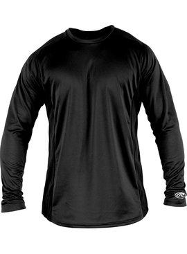 RAWLINGS LSBASE Long Sleeve Adult Shirt