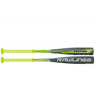 "RAWLINGS 5150 ALLOY SL5R5 Baseball Bat (-5) 30""/25oz"