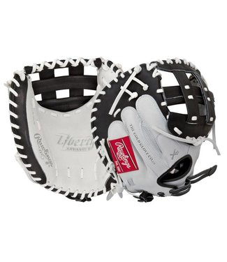"RAWLINGS RLACM33 Liberty Advanced 33"" Fastpitch Catcher's Glove"