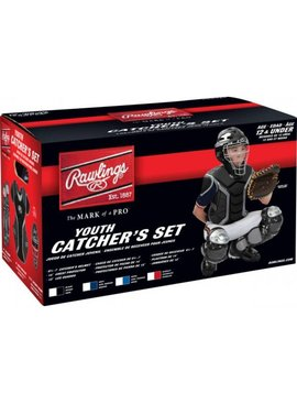 RAWLINGS Renegade Youth Catcher's Kit