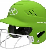 RAWLINGS Rawlings RCFHLFG Highlighter Batting Helmet With Faceguard
