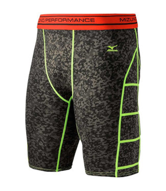 MIZUNO Digi-Camo Men's Sliding Short