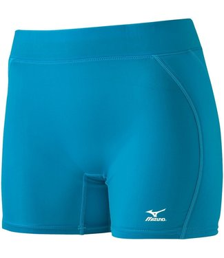 MIZUNO Low Rise Padded Women's Sliding Short Diva Blue