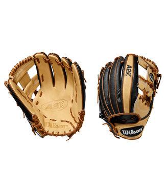 "WILSON Gant de Baseball A2K 1787 Superskin 11.5"""