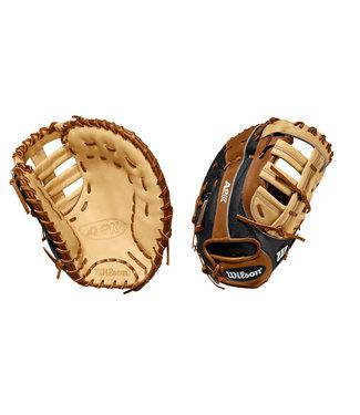 """WILSON A2K 2820 12.5"""" Firstbasemen's Baseball Glove"""