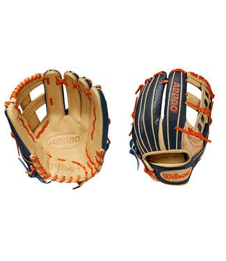 "WILSON Gant de Baseball A2000 Jose Altuve Game Model 11.5"" Supersnakeskin"