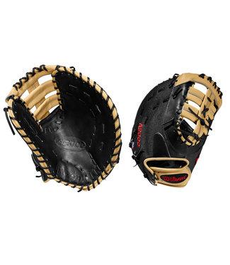 """WILSON A2000 1620 Superskin 12.5"""" Firstbasemen's Baseball Glove"""