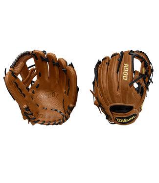 "WILSON Gant de Baseball A900 Pedroia Fit 11.5"" de Wilson"
