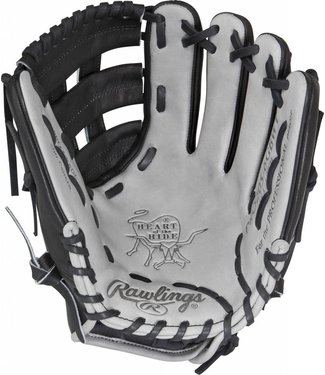 "RAWLINGS PRO205-6GBWT Heart Of The Hide 11.75"" Baseball Glove"