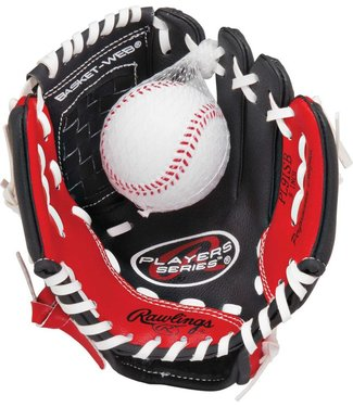 "RAWLINGS Gant de Baseball Enfant Players Serie's 9"" PL91SB"