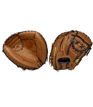 """WILSON Wilson A900 34"""" Catcher's Baseball Glove"""