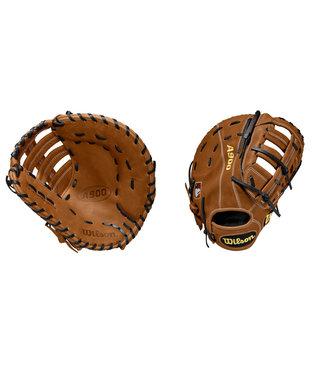"""WILSON Wilson A900 12"""" Firstbasemen's Baseball Glove"""