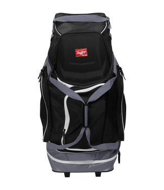 RAWLINGS R1502 Wheeled Catcher's Bag