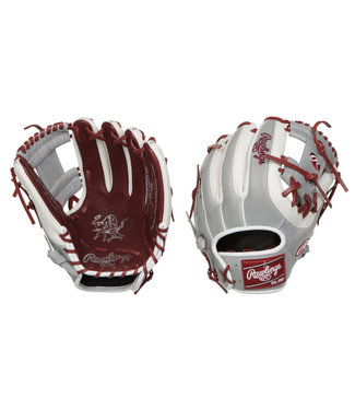 "RAWLINGS PRO315-2SHW Heart of the Hide 11 3/4"" Baseball Glove"