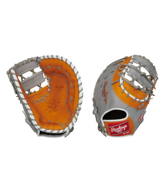 "RAWLINGS PROAR44 Anthony Rizzo Pattern Heart Of The Hide 12.75"" Firstbase Baseball Glove"