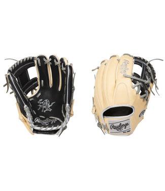 "RAWLINGS PRORFL12 Heart Of The Hide R2G Francisco Lindor Pattern 11.75"" Baseball Glove"