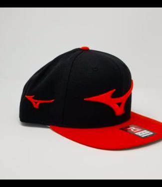 MIZUNO 510 Wool Snapback Hat
