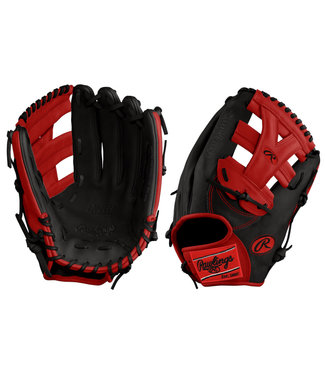 "RAWLINGS RLA568-16BS Liberty Advanced 12.5"" Custom Softball Glove"