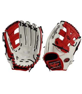 "RAWLINGS RLA568-16WS Liberty Advanced 12.5"" Custom Softball Glove"